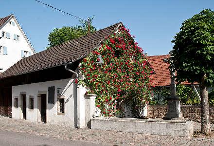 Gasthaus Hirschen Dogern Aussenansicht