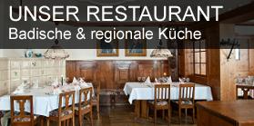 Gasthaus Hirschen Dogern Restaurant