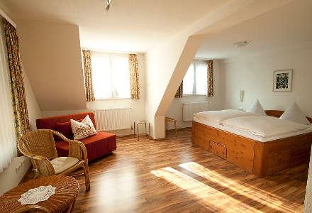 Gasthaus Hirschen Dogern Zimmer