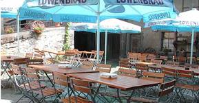 Gasthaus Hirschen Dogern Biergarten