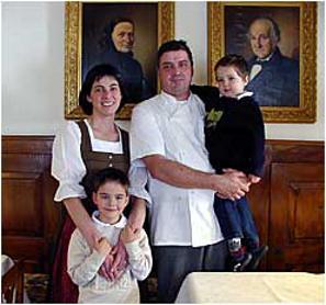 Gasthaus Hirschen Dogern Familie