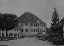 Gasthaus Hirschen Dogern historisch